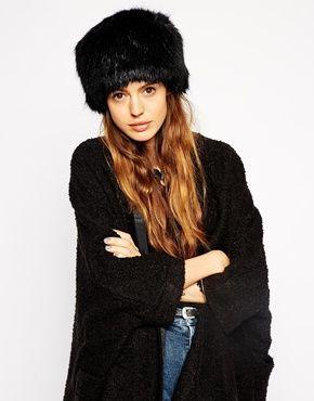Enlarge ASOS Faux Fur Cossack Hat