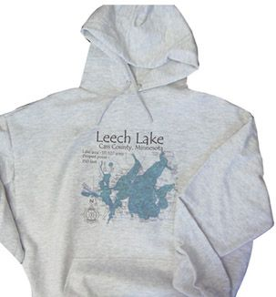 A hoodie with your lake on the front!   Lake Wear | Lake Apparel For people who love the lake