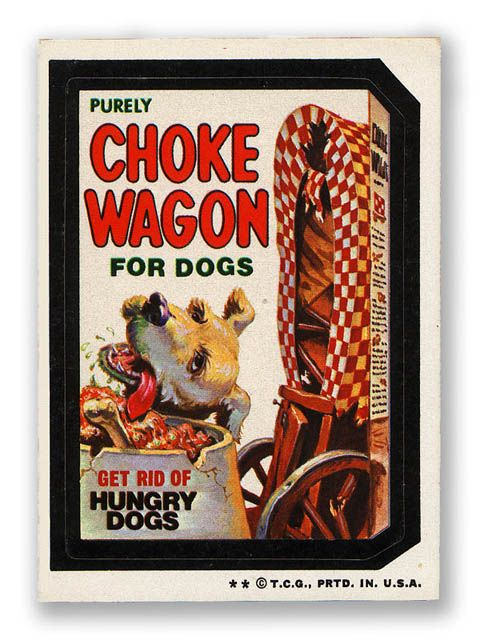 Wacky Packages!