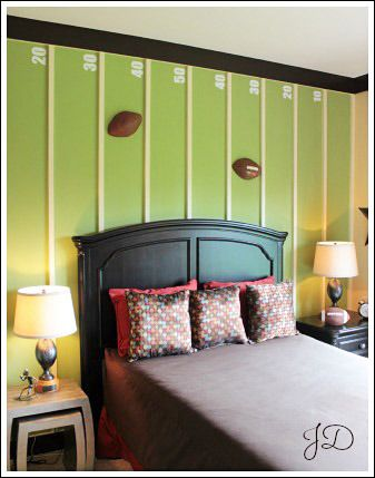 Boys Sports Bedroom Ideas best 25+ sports themed bedrooms ideas on pinterest | sports room