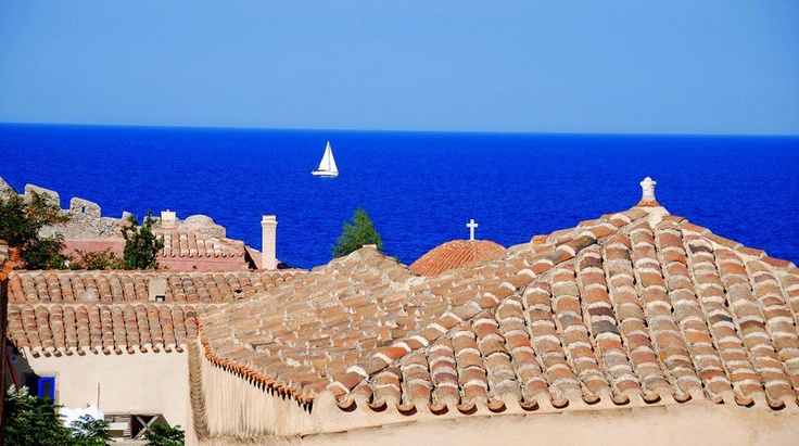 The Medieval Town of Monemvasia in Peloponnese – GREECE  http://www.facebook.com/photo.php?fbid=498569583518040=a.143440569030945.18814.140793219295680=1