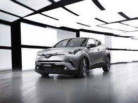 Fotos de Toyota C-HR