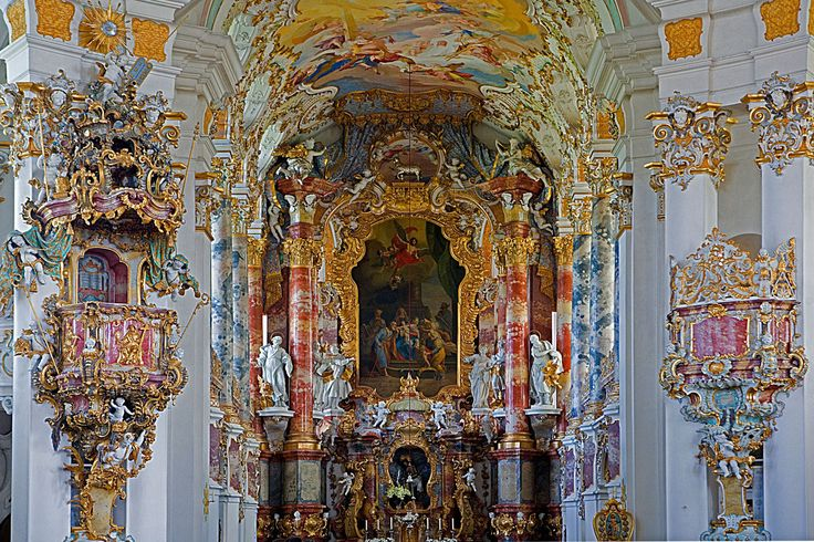 148 best images about Baroque/Rococo on Pinterest
