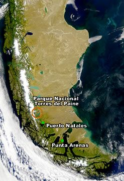 How to get to Torres del Paine, Puerto Natales and Punta Arenas - Patagonia – Chile