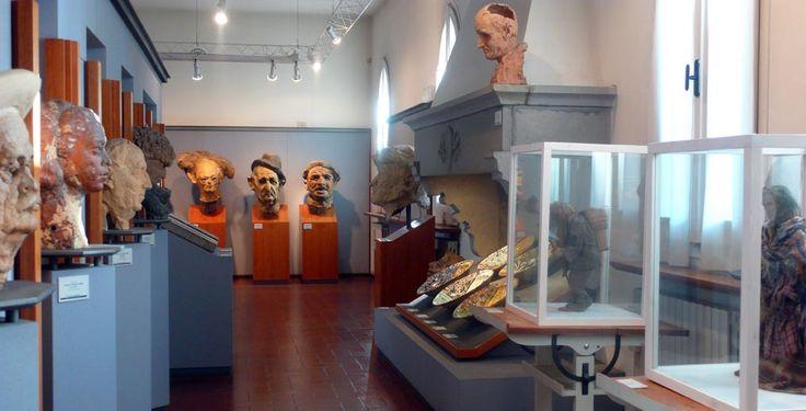 Veduta della sezione Varoli al primo piano di Palazzo Sforza