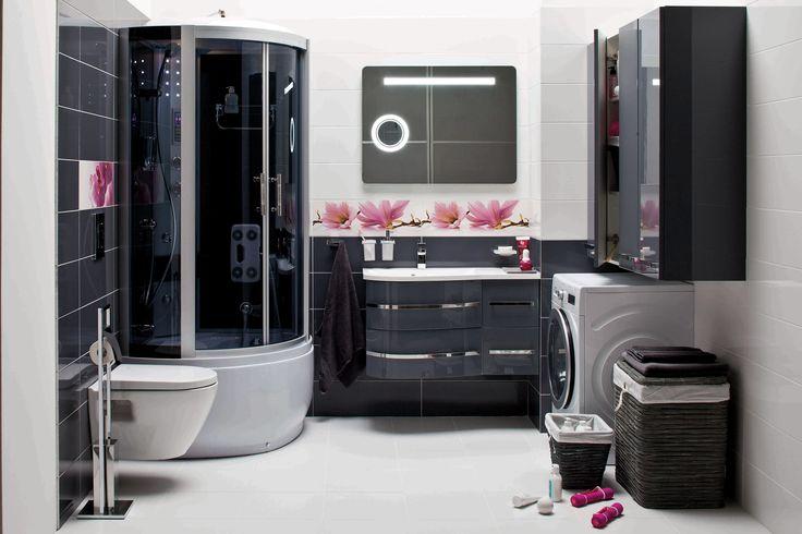 Aranżacja łazienki Castorama  Łazienki dla każdego  -> Castorama Kuchnie I Lazienki