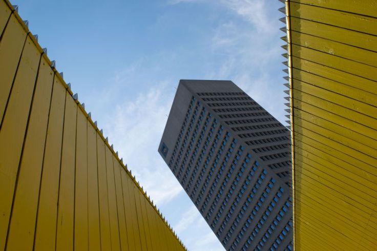 Luchtsingel Rotterdam by Carolien Kuiper