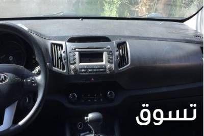للبيع كيا سوبرتاج 2014 Sportage Kia Motor
