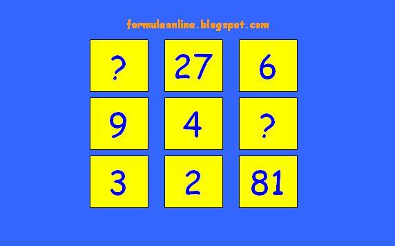 formuleonline probleme si exercitii rezolvate: Ghicitoare matematica 125