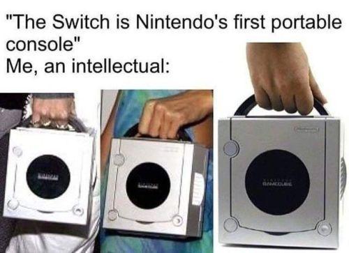 Me an intellectual