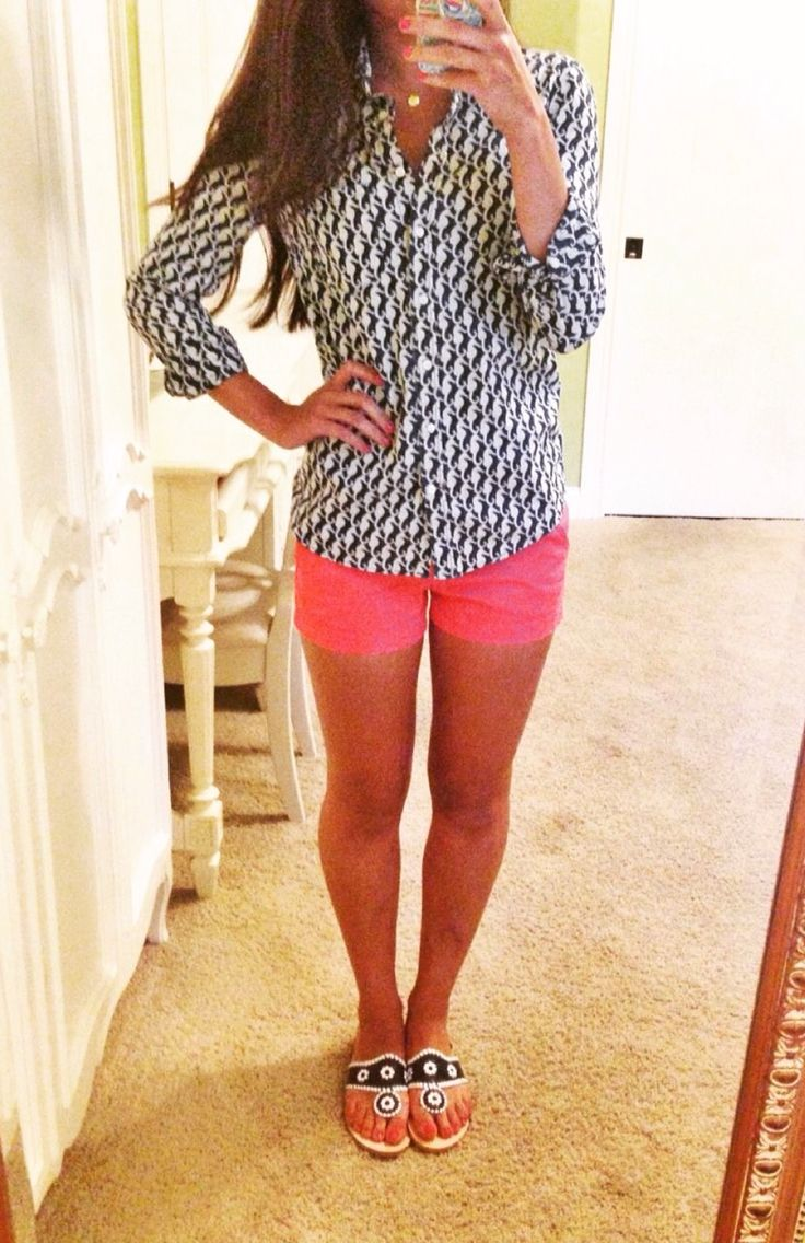 This is so cute and preppy!