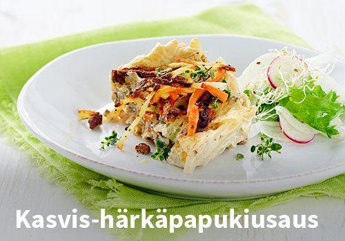 Kasvis-härkäpapukiusaus, Resepti:Versofood #kauppahalli24 #ruokaa #resepti #kiusaus #kasvisruoka