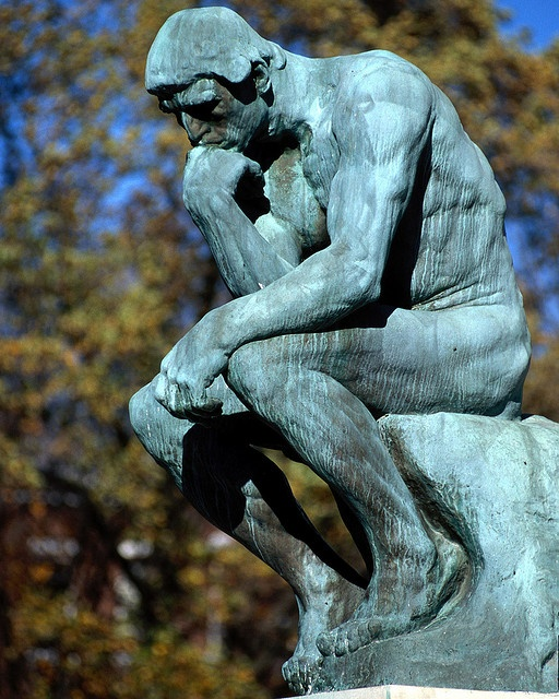 Souvent The 25+ best The thinker sculpture ideas on Pinterest | The  XJ73