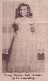 Young Sharon Tate