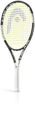 Other Racquet Sport Accs 159161: Head Graphene Xt Speed 25 Junior Tennis Racquet BUY IT NOW ONLY: $89.95
