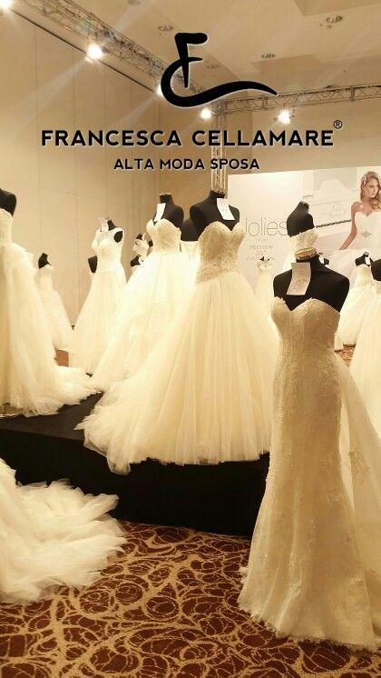 Collezione Jolie... Alta Moda Sposa Francesca Cellamare