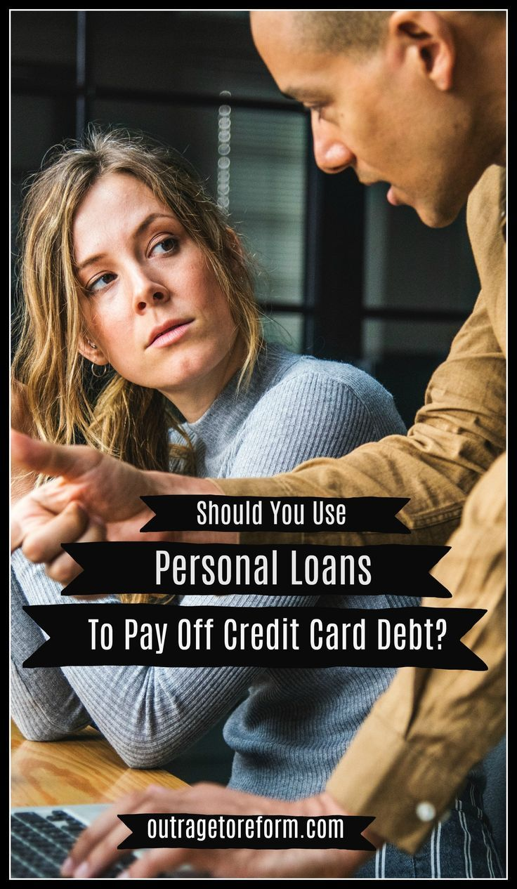 Should You Get A Personal Loan To Consolidate Credit Card Debt 1 Is There Any Other Viable Option Paying Off Credit Cards Personal Loans Credit Cards Debt