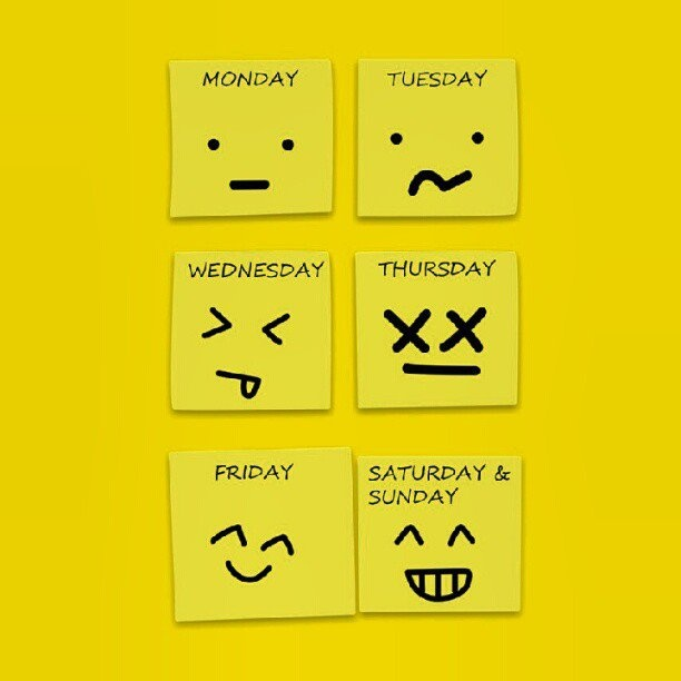 The Weekend! #thingstomakeyousmile