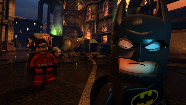 lego batman the movie dc superheroes unite picture by Wardley Walls (2017-03-26)