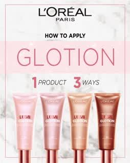 True Match Lumi Glotion Natural Glow Enhancer by L'Oreal #11