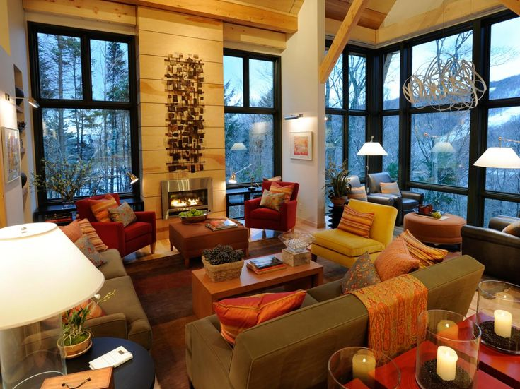 142 besten Rustic Decor with house plans Bilder auf Pinterest - moderne marokkanische wohnzimmer