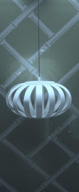 mini modern ribbon lamp 2 by More2view, via Flickr