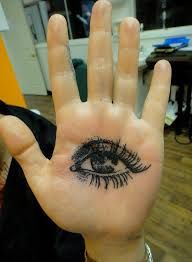 Image result for palm tattoo