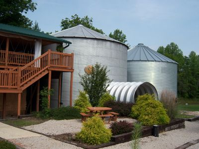 288 best images about grain bins on pinterest cabin for Silo house plans