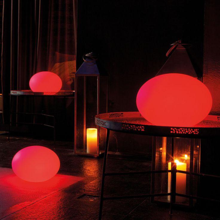 Good Leuchtelemente Flatball
