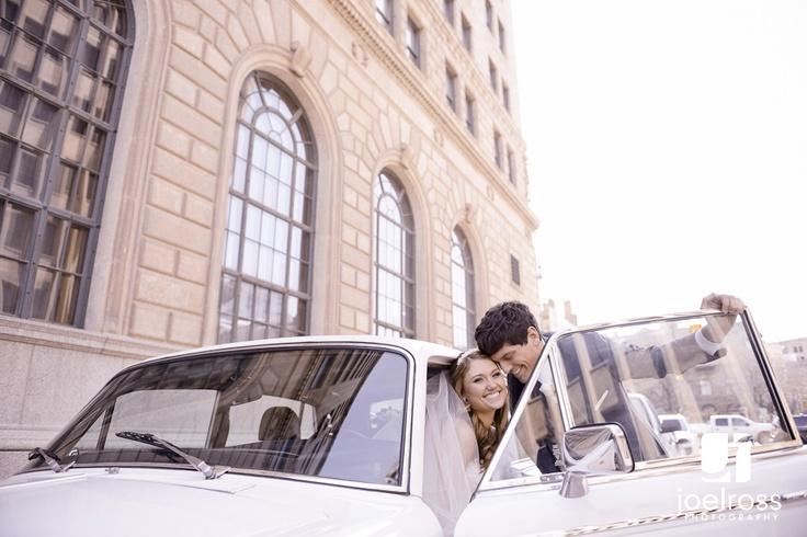 Vintage Rolls Royce Joel Ross Photography, Winnipeg wedding photography