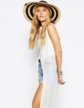Christy's Emilia Wide Brim Straw Hat