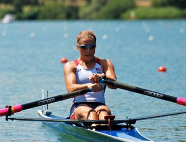 Newton Sculler Gevvie Stone Heads to Olympics