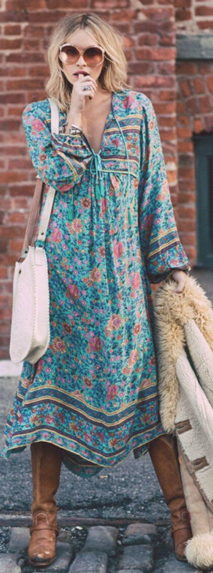 365 best Bohemian Style Fashion images on Pinterest | Boho chic ...