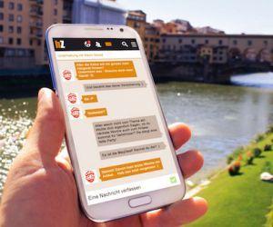 """Die Social App des Hörbehinderten-Magazins """"hearZONE"""" soll eine Plattform nur für Gehörlose und Schwerhörige werden."""