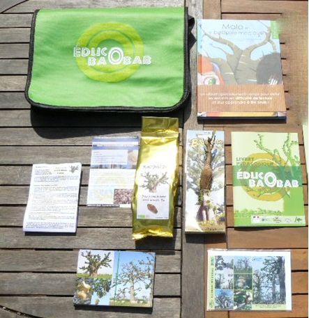 INECOBA, planter des baobabs - Les bons plans de Gandalf