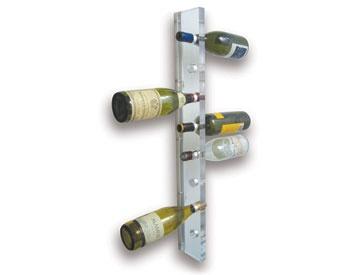 acrylic wine rack www.stitchchicago.com
