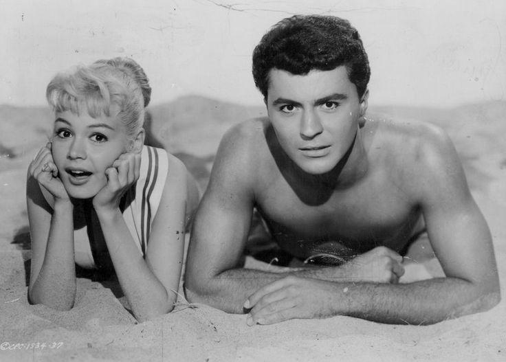 """""""Gidget"""" (1959) with James Darren"""