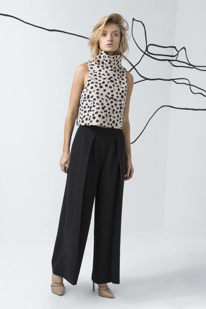 C/MEO COLECTIVE black pants available at suitster.com