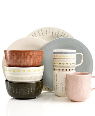 Iittala Dinnerware, Sarjaton Collection - Casual Dinnerware - Dining & Entertaining - Macy's