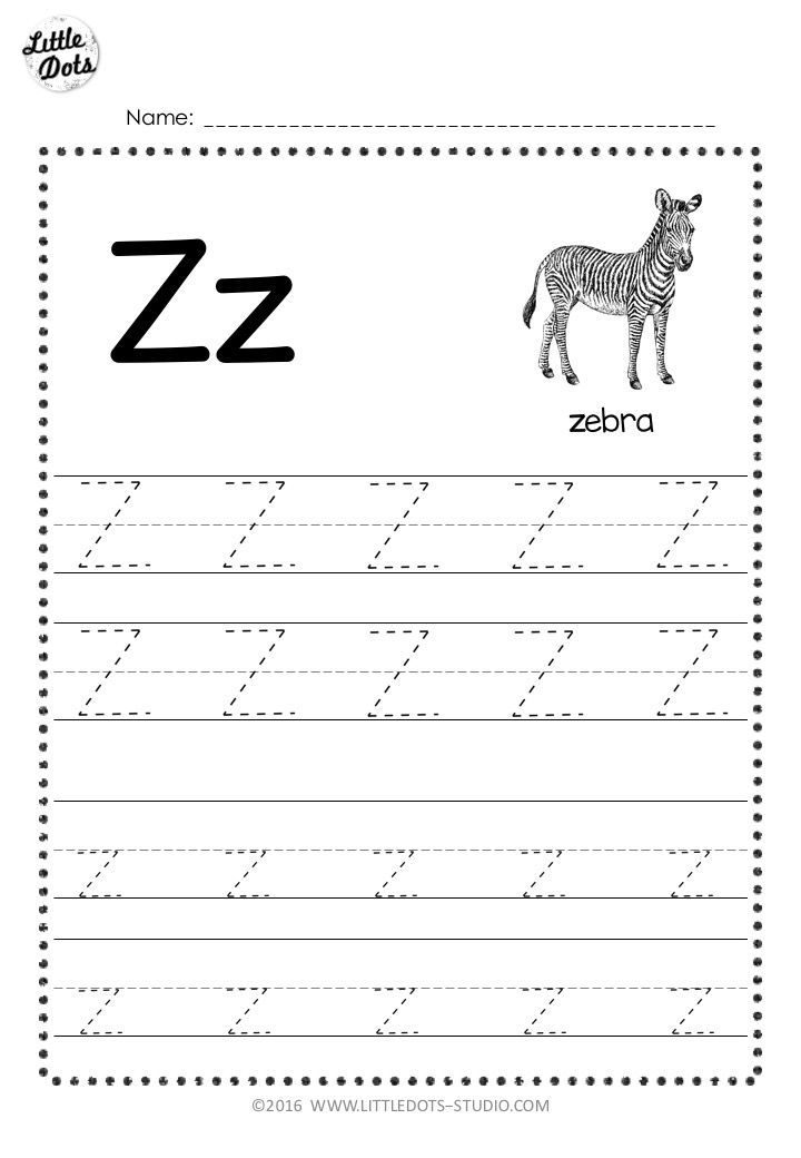 Free Letter Z Tracing Worksheets Tracing Worksheets Tracing Worksheets Free Preschool Tracing
