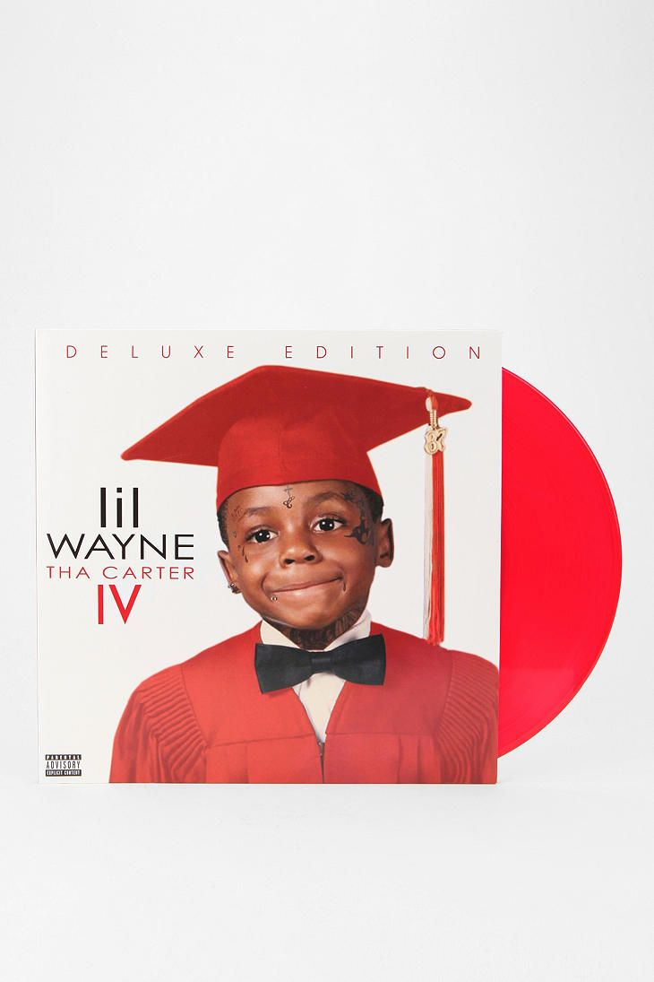 Lil Wayne - Tha Carter IV 2xLP  #UrbanOutfitters
