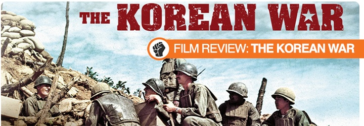 See what Anna has to say in today's film review of the History Channel's series 'The Korean War - Fire and Ice'. A good read for any history buff!