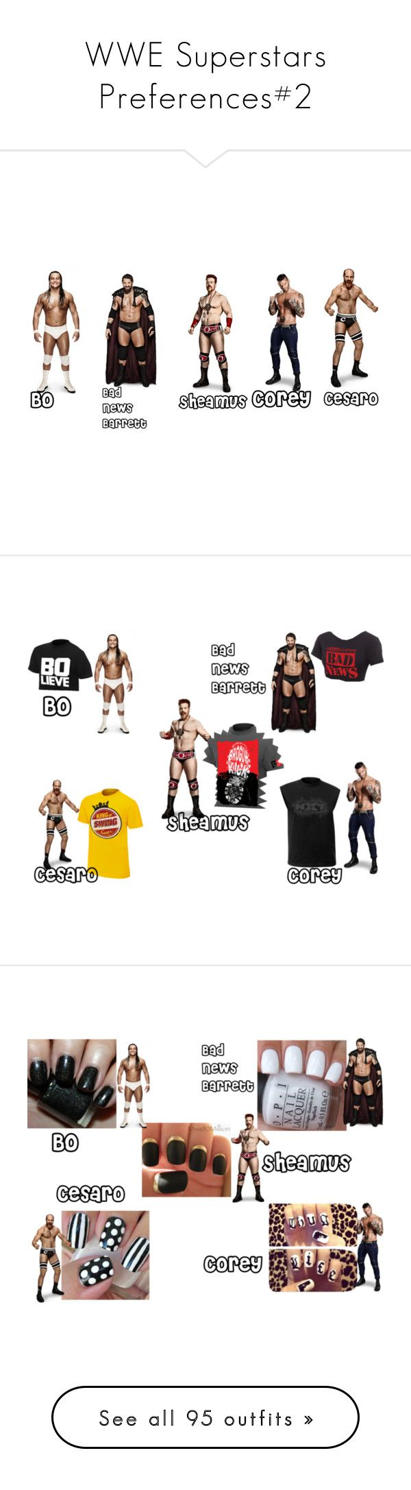 """""""WWE Superstars Preferences#2"""" by anaeve ❤ liked on Polyvore featuring Glitter Gal, Allurez, Blue Nile, Jones + Jones, Jay Ahr, Juicy Couture, Halston Heritage, Nina Ricci, Three Little Words and CO"""
