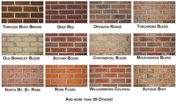 Thin Brick Veneer Exposed Brick Walls Pinterest Thin