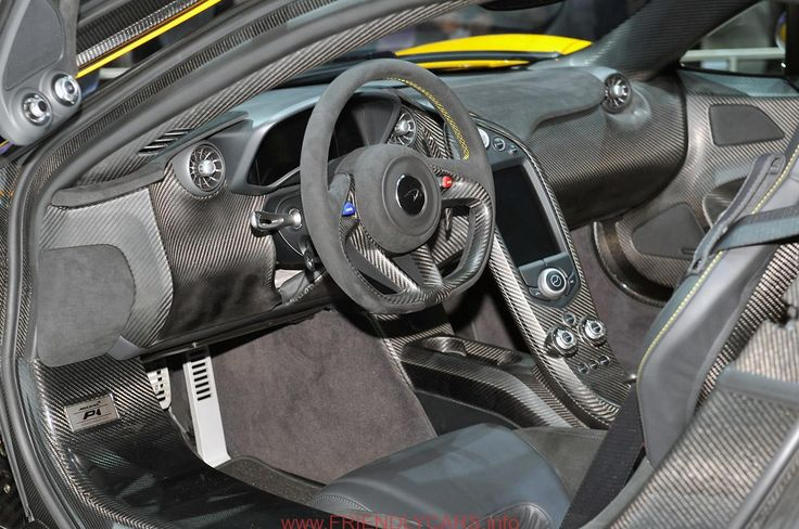 nice mclaren f1 seating image hd 2014 McLaren P1 to cost  115 million