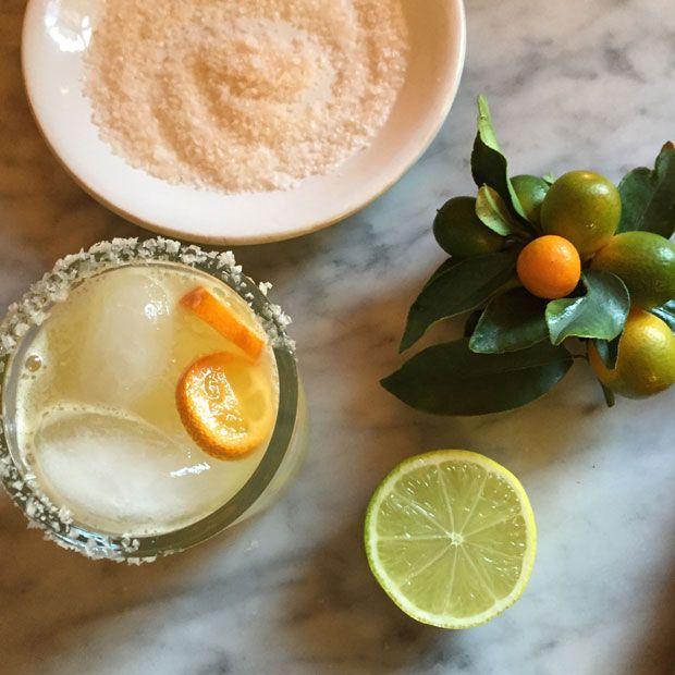 Cara Cara Margarita with Kumquats   Eat • Drink • Garden • Santa Barbara, California