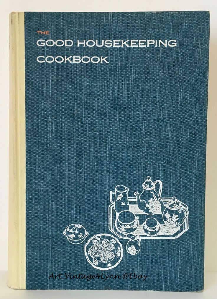 The Good Housekeeping Cookbook 1963 at #VintageVenturesShop #Ebay to buy click image #VintageKitchen #VintageCookBook #CookBook #Cooks #Chefs #Foodies #CookingLight #LightRecipes #LightMeals #GoodHousekeeping #GoodHousekeepingCookbook #MidCenturyModernKitchen #GiftForCook #VintageBride