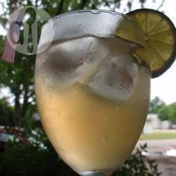 Ingwer limette cocktail dress