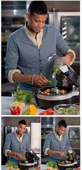 Chef Roble Making Father's Day Chili