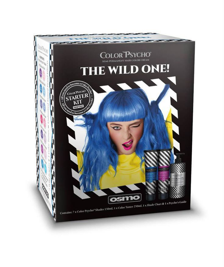 osmo Color Psycho The Wild One Starter Kit.